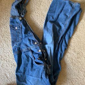 7284b6d2b804e Old Navy Jeans | Maternity Denim Overall | Poshmark